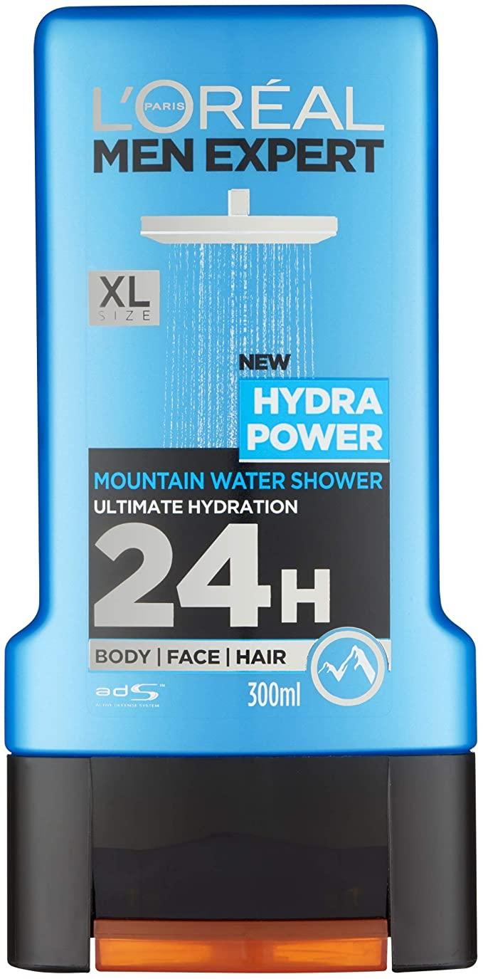 L'Oreal Men Expert Hydra Power Shower Gel 300ml £1.49 (+£4.49 nonPrime) @ Amazon