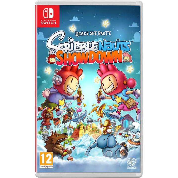 Scribblenauts Showdown on Nintendo Switch (Code-in-a-Box) £4.99 (UK mainland) @ Boss Deals / Ebay