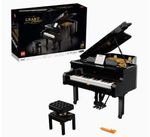 LEGO Ideas 21323 Grand Piano Model Building Set for Adults, Collectible Display Gift with Motor and Power Functions - £256.23 @ Amazon