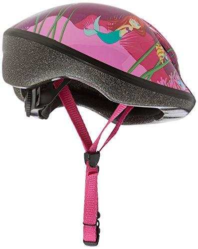 Raleigh Girl's Little Terra Mermaid Cycle Helmet - £6.75 (+£4.49 Non Prime) @ Amazon
