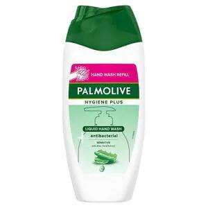 Palmolive Liquid Hand Soap Aloe 250ml Refill now 10p + Free click and collect - Selected stores @ @ Superdrug