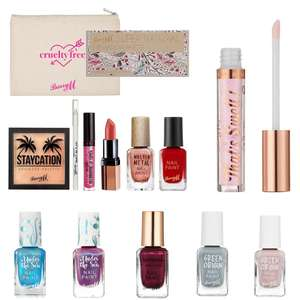 Barry M up to 50% Off Summer Sale + Extra 20% Off Everything using code + Free delivery on £25 + Free Gift Offers