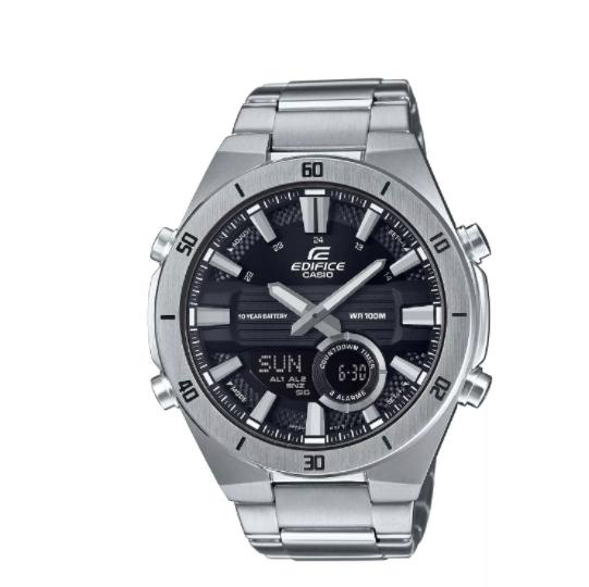 Casio Edifice Chronograph Stainless Steel Bracelet Watch ERA-110D-1AV £73.59 @ H Samuel