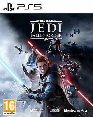Star Wars: Jedi Fallen Order for PS5 £29.85 @ Boss Deals / Ebay