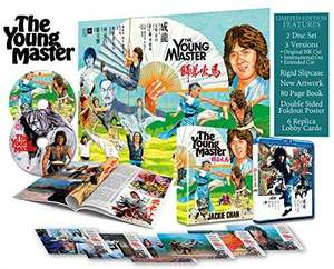 The Young Master Deluxe Limited Edition (With Slipcase, Poster and Book) Blu-Ray £18.26 @ Rarewaves