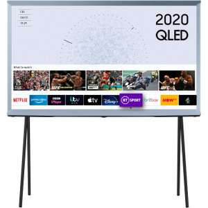 Samsung QE49LS01TBUXXU, The Serif, 49 Inch QLED 4K Ultra HD HDR10+ Smart TV + 5 year warranty - £579.99 delivered (Members Only) @ Costco
