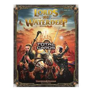Lords of Waterdeep Board Game - £30.95 at Total Cards