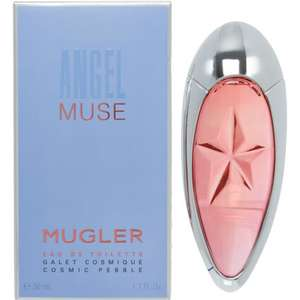 THIERRY MUGLER Angel Muse Eau De Toilette 50ml £26 - Click & Collect £1.99 / £3.99 delivery @ TK Maxx