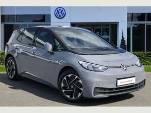Volkswagen ID.3 Electric Hatchback 150kw Life Pro Performance 58kwh 5 Door Auto £25,189 with PCP car finance at 4.6% APR @ Drive The Deal