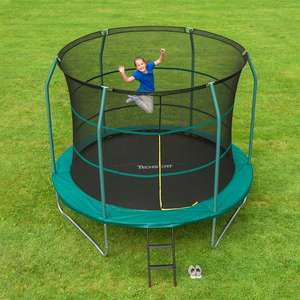 10ft Trampoline with Safety Net £139.99 (Click & Collect) @ Smyths