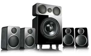 Wharfedale DX-2HCP 5.1 Speaker System - Black £299.97 at Currys PC World