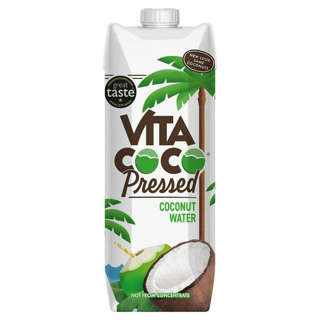 Vita Coco Pressed Coconut Water 1L / Vita Coco Coconut Water 1L - £1.75 @ Sainsbury's