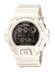 Casio G-Shock Men's Watch White Resin Strap, £53.53 sold by Amazon US at Amazon