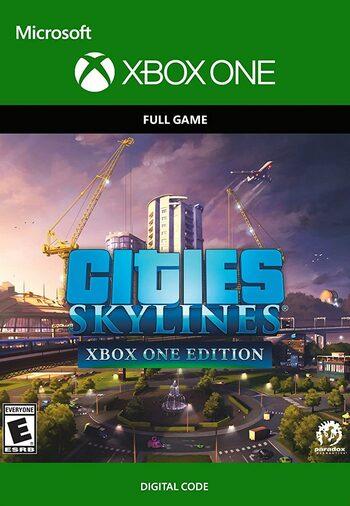 Cities: Skylines - Xbox One Edition [Xbox One / Series X S - Argentina via VPN] £4.31 using code @ Eneba / Igrai