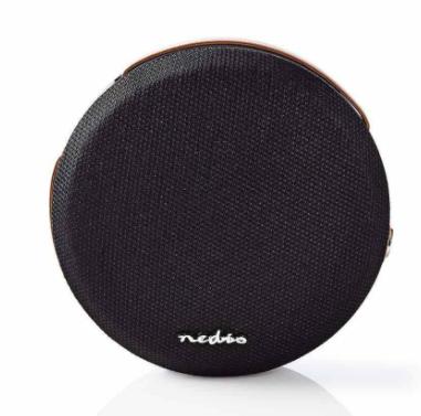 Nedis Bluetooth Speaker 24W £5 @ Ryman Free click and collect