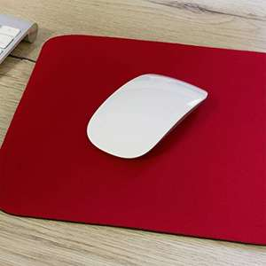 LogiLink Mouse Mat Red 70p (+£4.49 Non Prime) (UK Mainland) Sold by Amazon (EU) Prime @ Amazon