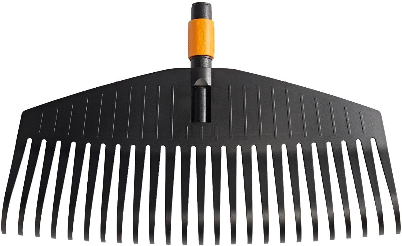 Fiskars Leaf Rake, Tool Head, 25 Tines, Width: 50 cm, Plastic Tines £7.45 Amazon Prime (+£4.49 Non Prime)