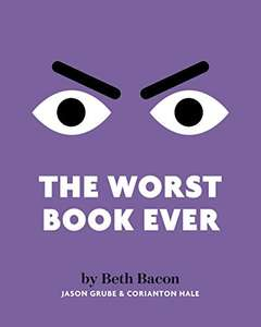 The Worst Book Ever: A children's interactive read-aloud for reluctant readers. Kindle Edition - Free @ Amazon.