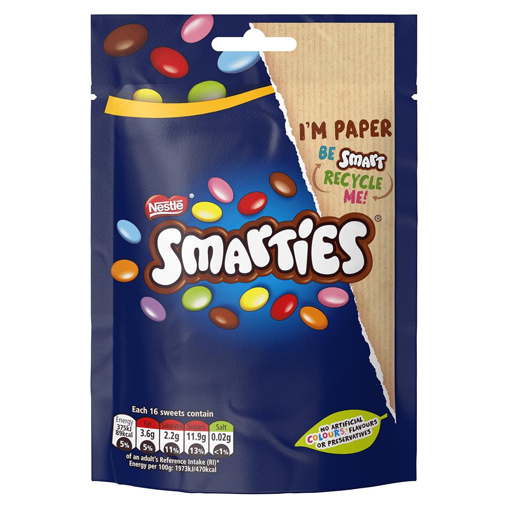 Smarties 105g - 50p instore at Tesco, George Street CR0