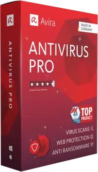 Avira Pro Antivirus 99p for 1 - year protection PC via Avira UK