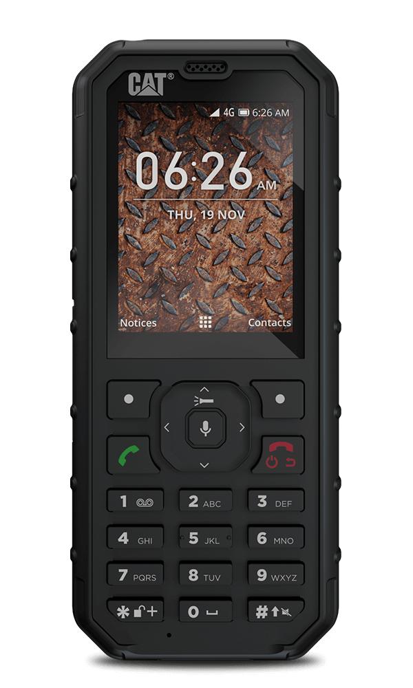 CAT B35 Rugged Phone £65 + £10 Top Up @ Vodafone
