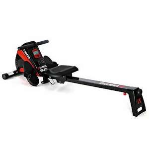 Viavito Sumi Compact Magnetic Rower Fitness Folding Rowing Machine £246.99 (account specific) - sweatband / eBay