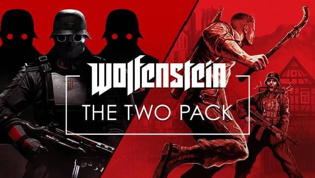 Wolfenstein: The Two Pack PC £7.99 @ GOG