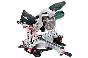 Metabo Chop and Mitre Saw - £130.10 @ Amazon