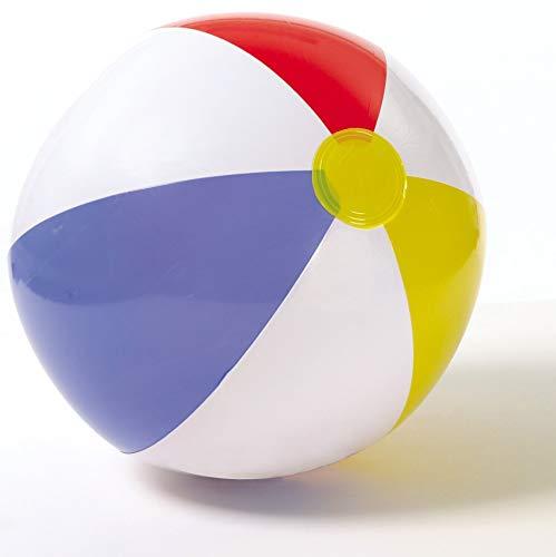 "Intex 20"" Beach Ball - £1.25 // Intex Beach Ball 24 Inch - £2.20 (+£4.49 non prime) @ Amazon"