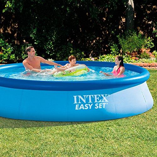 "Intex 12ft x 30"" Easy Up Swimming Pool - No Pump - £43.73 @ Amazon"