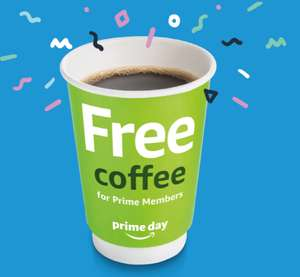 Free Hot Drink Every Day (until 22nd June) for Amazon Prime Members @ Amazon Fresh Stores (London)