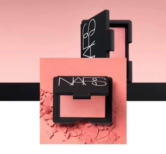 Free NARS Orgasm Blush sample @ SoPost