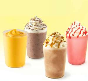Free Small Cold Drink - Simply download your voucher with at Tim Hortons