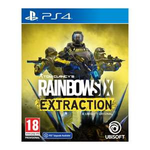 Tom Clancy's Rainbow Six: Extraction PS4 (Free PS5 Upgrade) Preorder - £47.85 @ Shopto.net