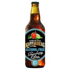 Kopparberg Strawberry & Lime (Alcohol Free) 500ml £1 (Clubcard Price) @ Tesco