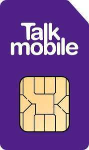 Sim Only - 20GB data, Unlimited Minutes & Text - £7.46 a month for first 3 months - 30 day rolling contract @ Talkmobile