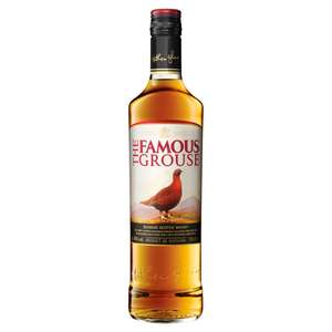 The Famous Grouse Finest Blended Scotch Whisky 70cl (40% vol) £13 at Asda