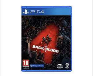 Back 4 Blood PS4 (Free PS5 upgrade) preorder - £38.85 @ Base
