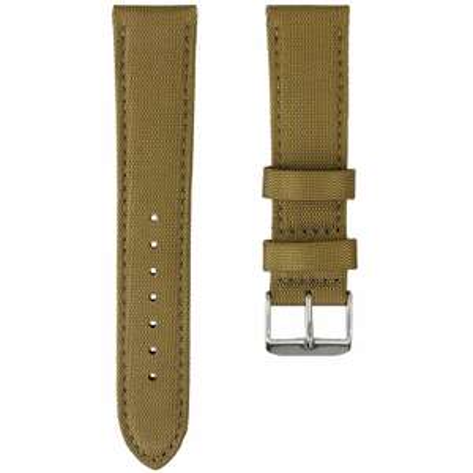 20% Off with eBay with code - eg. Geckota 22mm Nylon Watch Strap £4.80 at WatchGecko