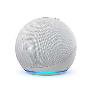 Echo Dot (4th generation) | Smart speaker with Alexa (All Colours) £24.99 Delivered / With 6 Month Music (Selected Accounts) £24.99 @ Amazon