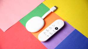 Chromecast with Google TV £49.99 (Free Next Day delivery) from Google Store UK