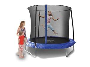 Sportspower 8ft Bounce Pro Trampoline at Lidl from 24th