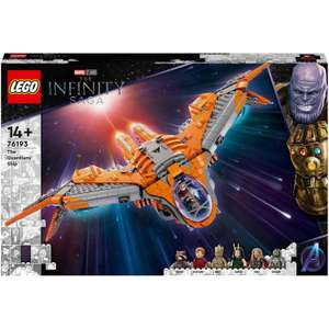 LEGO Marvel 76193 The Guardians' Ship (14+ Years) £112.99 (Membership Required) @ Costco