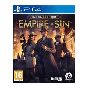 Empire Of Sin (PS4) £13.95 delivered at The Game Collection