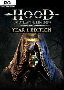 Hood: Outlaws & Legends - Year 1 Edition PC £23.99 at CDKeys