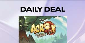 Oculus VR Daily Deal - Acron: Attack of the Squirrels! £10.49 @ Oculus