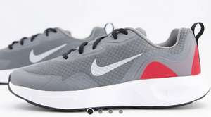 Nike Wear all day Trainers in grey - £21.12 + £4 Delivery @ ASOS