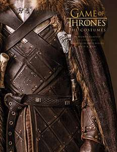 Game of Thrones: The Costumes: The official costume design hardcover book £24.49 @ amazon.co.uk