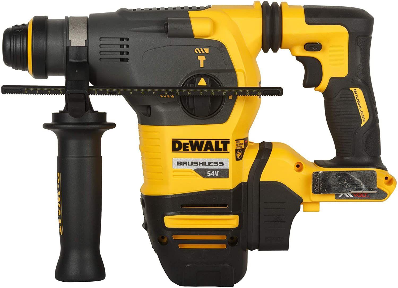Dewalt DCH333N 54V XR FLEXVOLT Brushless 3-Mode Hammer Drill (Body Only) £218.49 (UK Mainland) ebay / powertoolmate