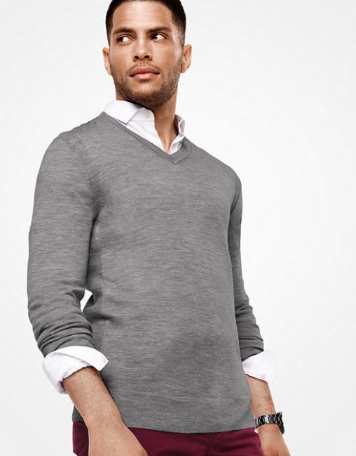 Further reductions e.g Mens Merino V Neck Sweater £33 @ Michael Kors